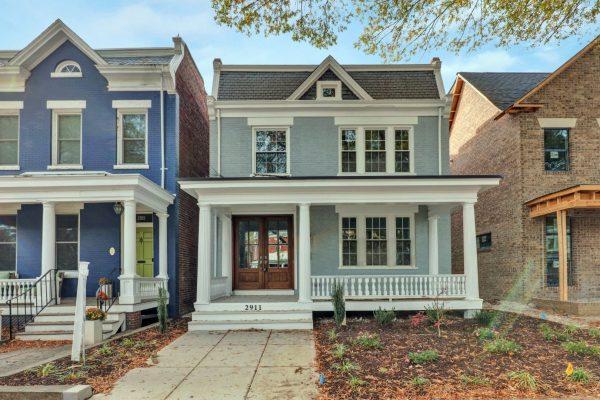Beautiful, renovated row house in Richmond, VA