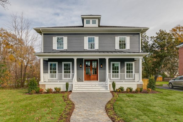 Beautiful new home built by Richmond Hill Design-Build