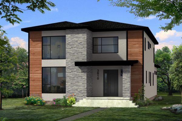 New contemporary home in Richmond, VA