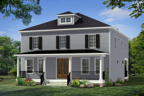 The Whitby home plan by Richmond Hill Design + Build