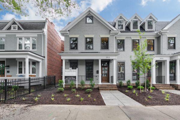 Beautiful townhome in Richmond VA by Richmond Hill Design-Build
