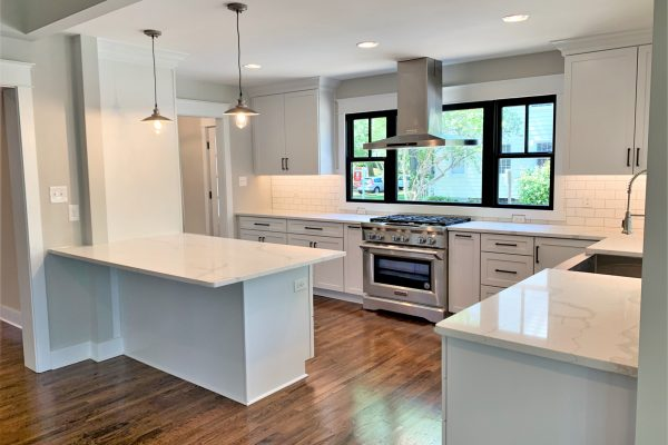 Kitchen renovation by Richmond Hill Design-Build