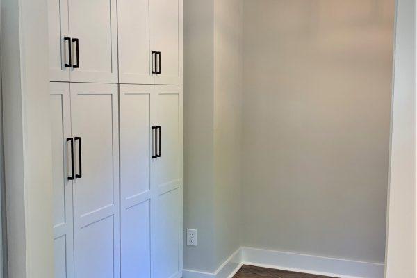 Storage in kitchen renovation by Richmond Hill Design-Build