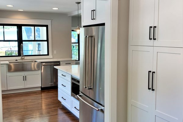 Pantry in kitchen renovation by Richmond Hill Design-Build